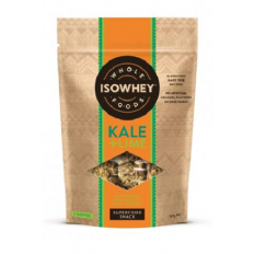 Isowhey Whole Foods Kale + Lime Superfood Snack 120G