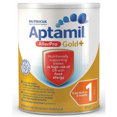 Aptamil Gold + AllerPro Step 1 900G