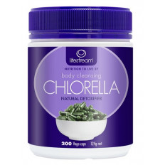 Lifestream Chlorella 500mg X 200 Capsules