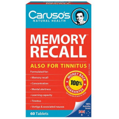Caruso's Memory Recall 60 Tabs