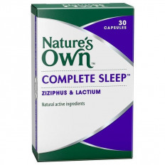 Nature's Own Complete Sleep x 30 Caps