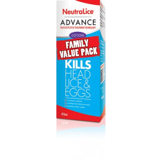 NeutraLice Advance Lotion Family Value Pack 475ML
