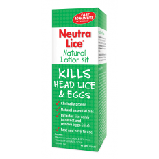 NeutraLice Natural Lotion Kit 200ML