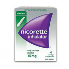 Nicorette Inhalator 15mg X 20
