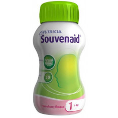 Nutricia Souvenaid Strawberry Flavour 4x125mL