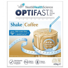 Optifast VLCD Shake Coffee 12x53g