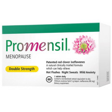Promensil Menopause Double Strength 60 Tablets