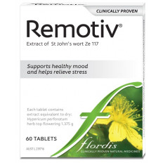 Remotiv by Flordis 60 Tablets