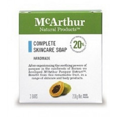 McArthur Complete SkinCare Soap 3 Pack