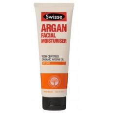 Swisse Argan Facial Moisturiser 125ML