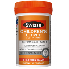 Swisse Children's Ultivite 60 Tablets