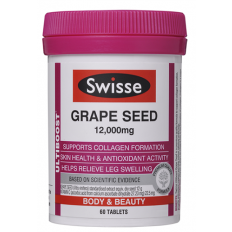 Swisse Ultiboost Grape Seed 60 Tablets