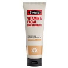 Swisse Vitamin E Facial Moisturiser 125mL