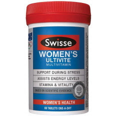Swisse Women's Ultivite Multivitamin 60 Tablets