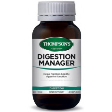 Thompsons Digestion Manager 60 Capsules