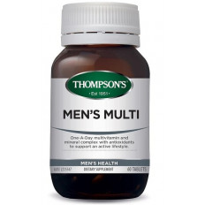 Thompsons Mens Multi 60 tablets