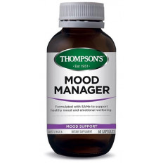 Thompsons Mood Manager 60 capsules