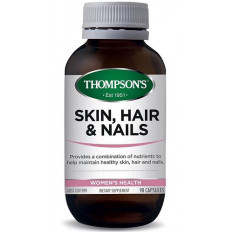 Thompsons Skin, Hair and Nails 90 capsules