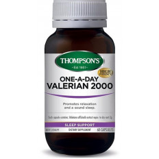 Thompsons One-A-Day Valerian 2000mg 60 capsules