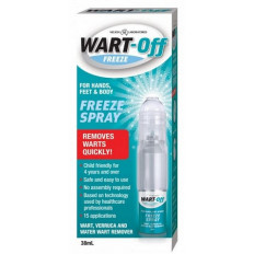 Wart Off Freeze Spray 38ML