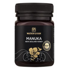 Watson & Son Manuka New Zealand Honey MGO 600+ 500G