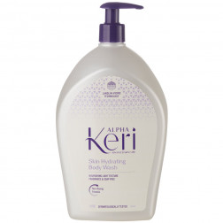 Alpha Keri Skin Hydrating Wash 1Litre