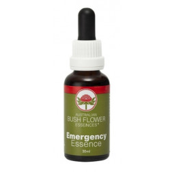 Australian Bushflower Essences Emergency Drops 30mL