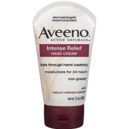 AVEENO INTENSIVE RELIEF HAND CREAM  100G