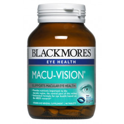 Blackmores Antioxidant Macuvision X 90