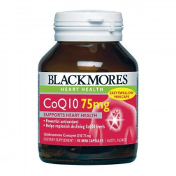 Blackmores Coq10 75Mg Capx90