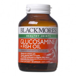 Blackmores Glucosamine + Fish Oil 90 caps