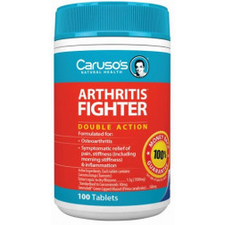 Caruso's Arthritis Fighter 100 Tablets