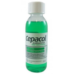 Cepacol Soln Mint 150Ml