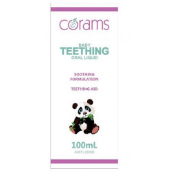 Corams Baby Teething Oral Liquid 100Ml