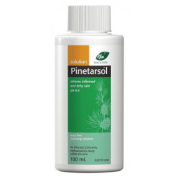 Ego Pinetarsol Solution 100Ml