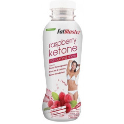 FatBlaster Raspberry Ketone Fat Burning Shots 375mL