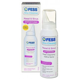 Fess Sinu-Cleanse Hypertonic Spray 100ml