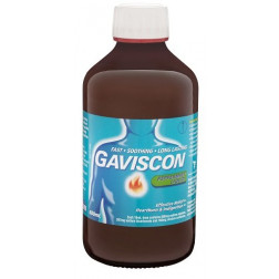 Gaviscon Liquid Peppermint 600mL