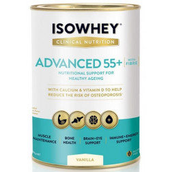 IsoWhey Clinical Nutrition Advanced 55+ Vanilla 400g