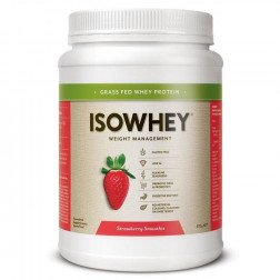 Isowhey Strawberry Smoothie 672g (21 serves)