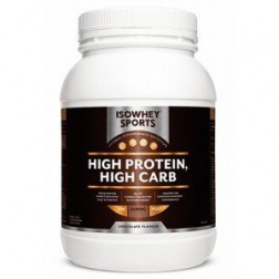 Isowhey Sports High Protein, High Carb Formula (Chocolate) 1.2 kg