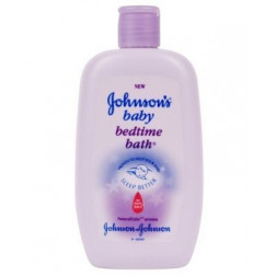 Johnson & Johnson Baby Bath Bedtime 500M