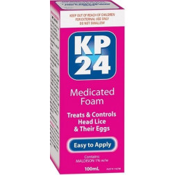 Kp 24 Medicated Foam 100M