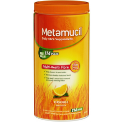 Metamucil Smooth Powder Orange 114 Doses