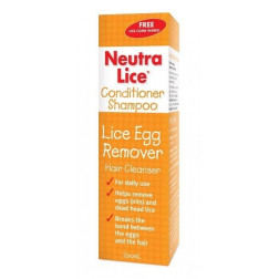 NeutraLice Conditioner Shampoo 200ML