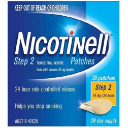 NICOTINELL 14 MG PATCHES X7