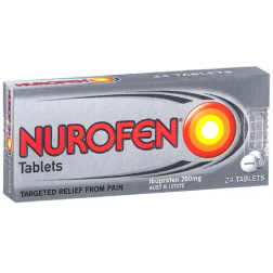 Nurofen Tablets 200Mg 24