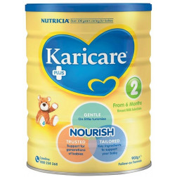 Nutricia Karicare Plus 2 Follow-On Formula 900g