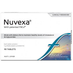 Nuvexa by Flordis 90 Tablets