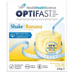 Optifast VLCD Shake Banana 12x53g